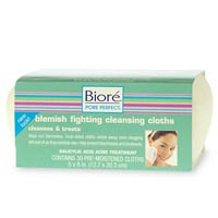 Blemish Fighting Cleansing Cloths