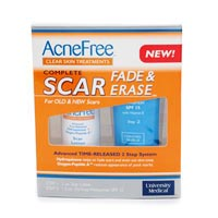 Acnefree Clear Skin Treatments Complete Scar Fade Erase Reviews