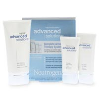 Advanced Solutions Complete Acne Therapy System