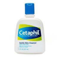 Gentle acne cleanser
