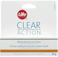 Life Brand Clear Action Medicated Acne Cream Benzoyl Peroxide 5 Reviews Acne Org