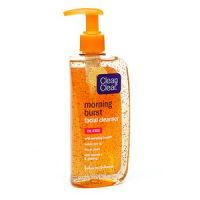 Morning Burst Facial Cleanser with Bursting Beads, Oil-Free