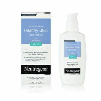 Healthy Skin Face Lotion with SPF 15