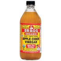 apple cider vinegar acne treatment overnight