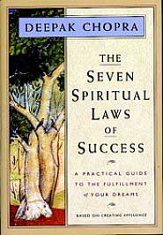 The Seven Spiritual Laws of Success Book