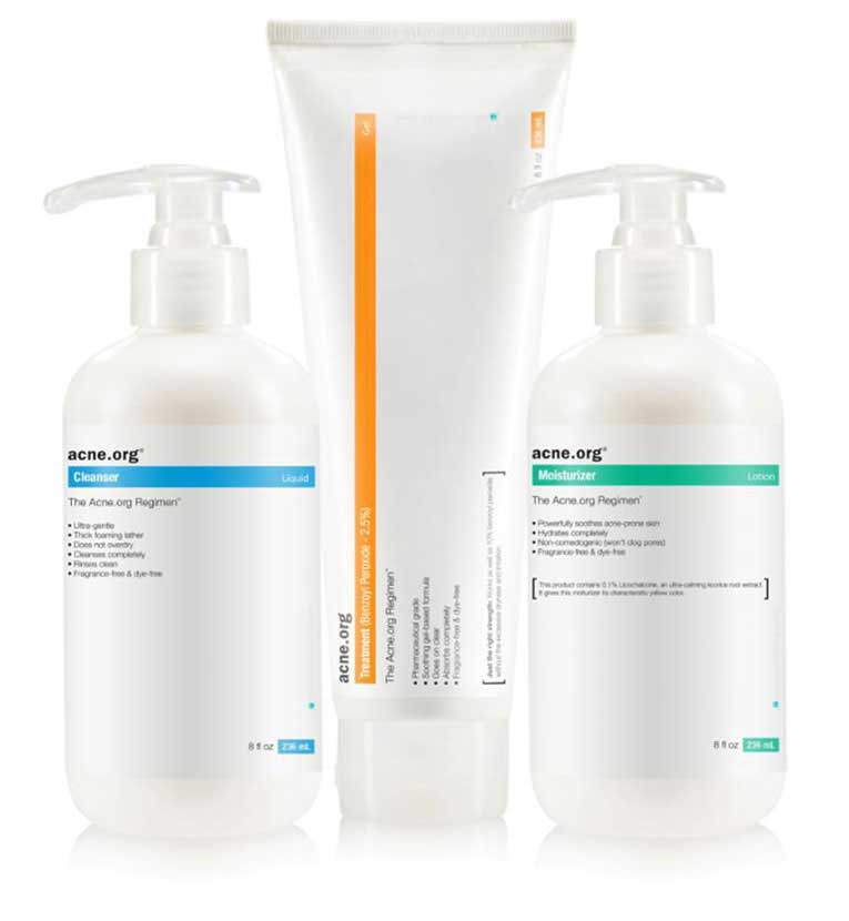 The Acne.org Regimen